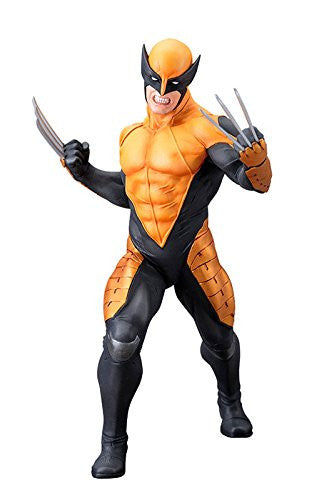 Image 1 for X-Men - Wolverine - ARTFX+ - Marvel NOW! - 1/10 (Kotobukiya)