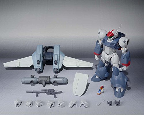 Image 2 for Ginga Hyouryuu Vifam - FAM-RV-S1 Round-Vernian Vifam - Robot Damashii - Robot Damashii <Side RV> - Twin Mover Equipment (Bandai)