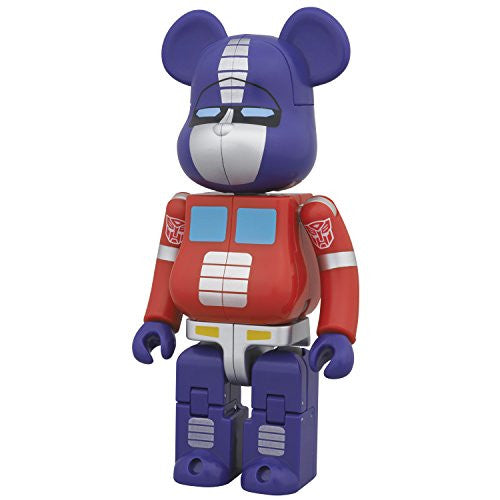 Image 1 for Transformers - Convoy - Be@rbrick (Medicom Toy)