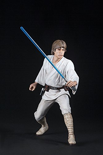 Image 4 for Star Wars - Luke Skywalker - Star Wars Episode IV: A New Hope ARTFX + - 1/10 (Kotobukiya)