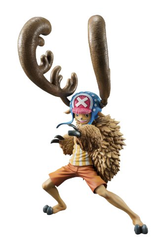 "Image 1 for One Piece - Tony Tony Chopper - Excellent Model - Portrait Of Pirates ""MAS"" - 1/8 - Horn Point (MegaHouse)"