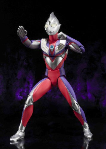 Image 3 for Ultraman Tiga - Ultra-Act - Multi Type, Renewal ver. (Bandai)