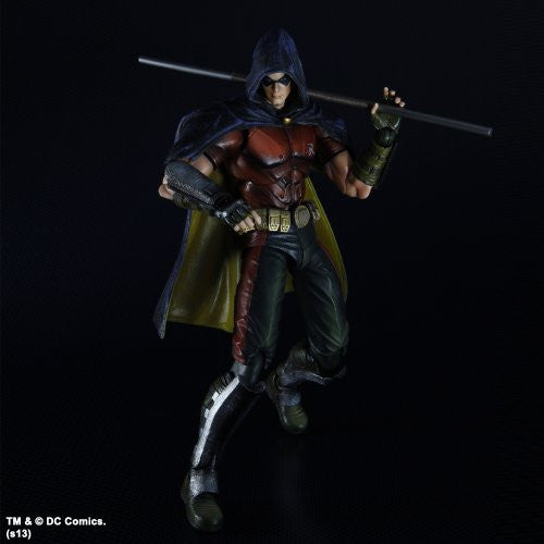 Image 3 for Batman: Arkham City - Robin - Play Arts Kai (Square Enix)