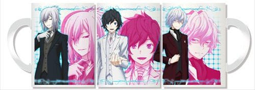 Image 2 for Devil Survivor 2 the Animation - Anguished One - Houtsuin Yamato - Kuze Hibiki - Mug (Penguin Parade)