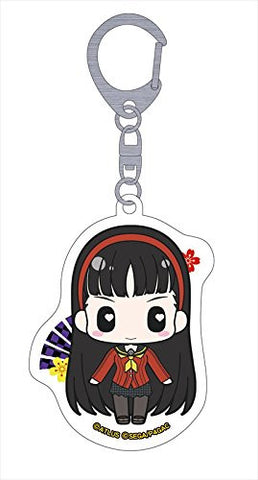 Image for Persona 4: the Golden Animation - Amagi Yukiko - Deka Keyholder - Keyholder (Penguin Parade)