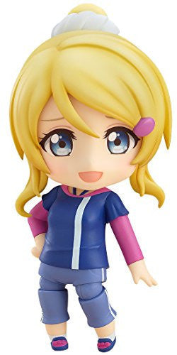 Image 1 for Love Live! School Idol Project - Ayase Eri - Nendoroid #580 - Training Outfit Ver. (Good Smile Company)