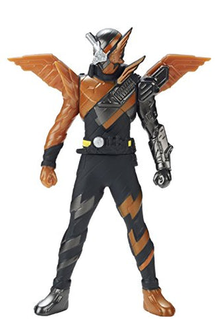 Kamen Rider Build - Rider Hero Series #3 - HawkGatling Form (Bandai)