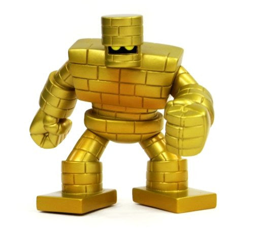 Image 1 for Dragon Quest - Golden Golem - Dragon Quest Sofubi Monster - 016 - Sofubi (Square Enix)