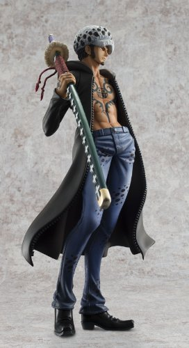 "Image 5 for One Piece - Trafalgar Law - Excellent Model - Portrait Of Pirates ""Sailing Again"" - Ver.2 (MegaHouse)"