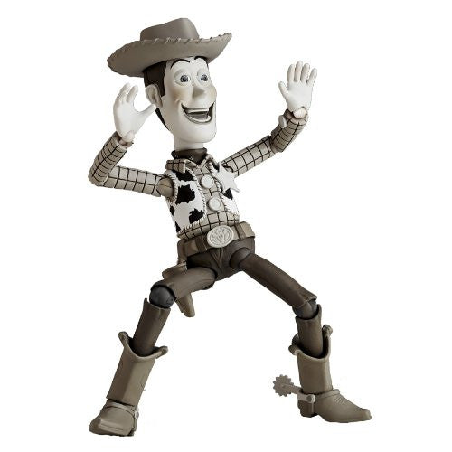 Image 4 for Toy Story - Woody - Revoltech - Revoltech SFX #010 - Sepia Color Ver (Kaiyodo)