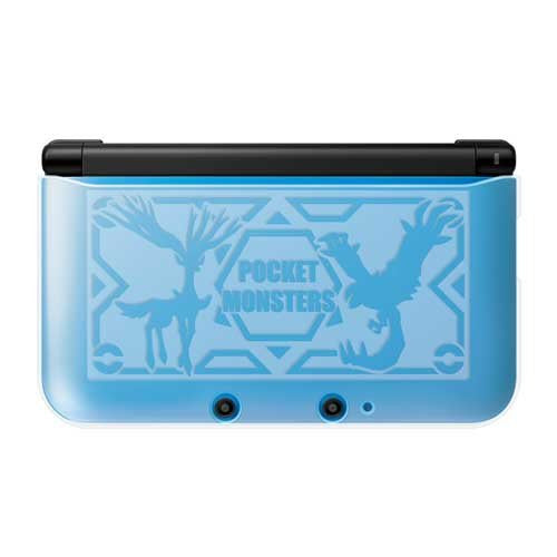 Image 1 for Pokemon TPU Cover for 3DS LL (Carving)