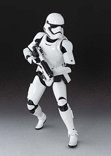 Image 5 for Star Wars - Star Wars: The Force Awakens - First Order Stormtrooper - S.H.Figuarts (Bandai)