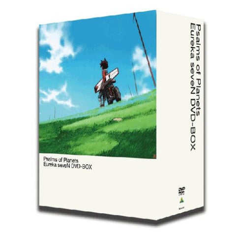 Image for Koukyoushihen Eureka Seven DVD Box [Limited Edition]