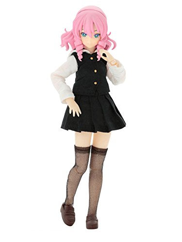 Assault Lily - Custom Lily No.037 - Picconeemo - Type-H - 1/12 - Pink (Azone)