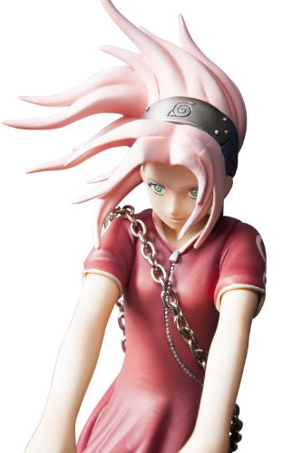 Image 9 for Naruto - Haruno Sakura - Door Painting Collection Figure - 1/7 (Plex)