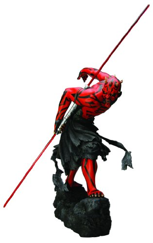 Image 1 for Star Wars - Darth Maul - ARTFX Statue - 1/7 - Light-Up Ver. (Kotobukiya)
