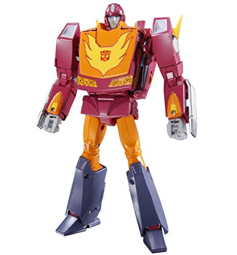 Image 1 for The Transformers: The Movie - Transformers 2010 - Hot Rodimus - The Transformers: Masterpiece MP-28 - Version 2.0 (Takara Tomy)
