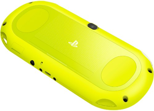 Image 2 for PlayStation Vita Wi-fi Model Limegreen White (PCH-2000)