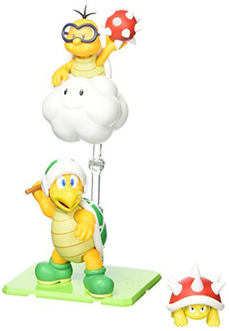 Image for Super Mario Brothers - Hammer Bros. - Jugemu - Togezou - S.H.Figuarts - S.H.Figuarts Playset