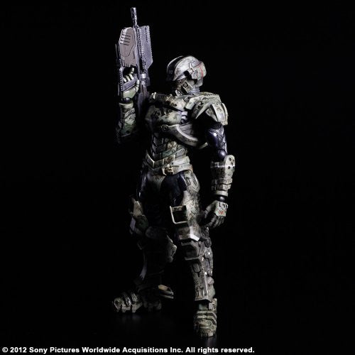 Image 2 for Starship Troopers: Invasion - Major Henry Varro - Play Arts Kai (Square Enix)