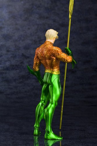 Image 9 for Justice League - Aquaman - DC Comics New 52 ARTFX+ - 1/10 (Kotobukiya)