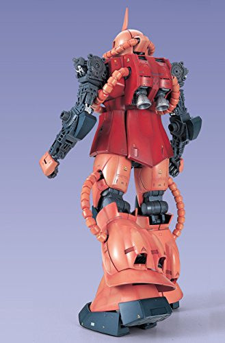 Image 3 for Kidou Senshi Gundam - MS-06S Zaku II Commander Type Char Aznable Custom - PG - 1/60 (Bandai)
