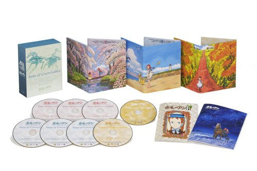 Image 3 for Anne Of Green Gables Blu-ray Memorial Box