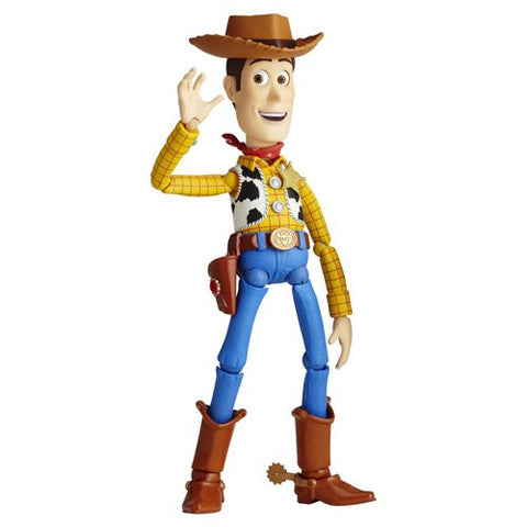 Image for Toy Story - Woody - Revoltech - Revoltech SFX #010 (Kaiyodo)