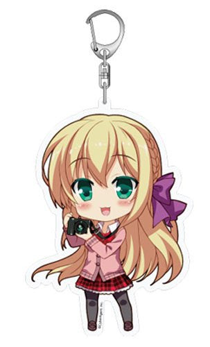 Image 1 for Girlfriend (Kari) - Mochizuki Erena - Keyholder (VOXPOP)