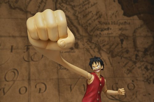 Image 8 for One Piece - Monkey D. Luffy - S.H.Figuarts (Bandai)