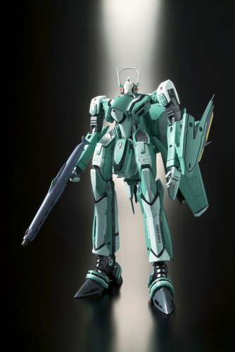 Image 5 for Macross Frontier - RVF-25 Super Messiah Valkyrie (Luca Angelloni Custom) - DX Chogokin - 1/60 (Bandai)