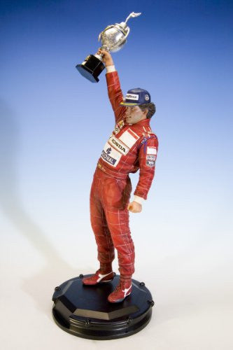 Image 7 for Formula 1 - Ayrton Senna - Fine Art Statue - 1/6 - 50th Birthday (Kotobukiya)