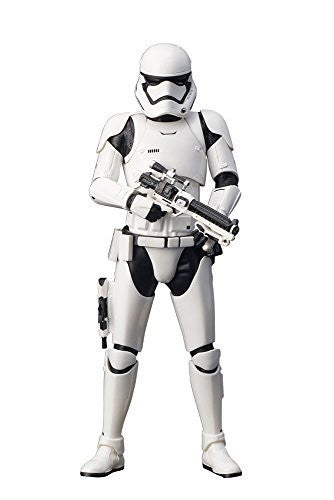 Image 1 for Star Wars: The Force Awakens - First Order Stormtrooper - ARTFX+ - 1/10 (Kotobukiya)
