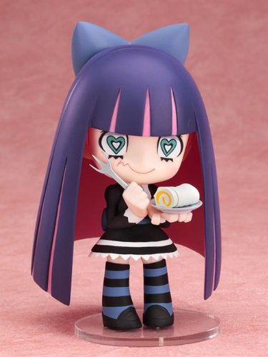 Image 3 for Panty & Stocking with Garterbelt - Stocking Anarchy - Nendoroid - 161 (Good Smile Company)
