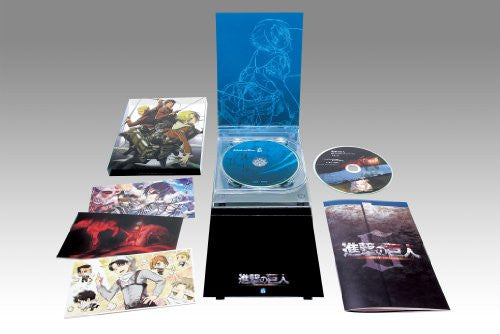 Image 2 for Shingeki no Kyojin 6 [DVD+Visual Novel Limited Edition]