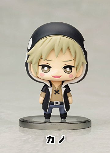 Image 8 for Mekaku City Actors One Coin Mini Figure Collection