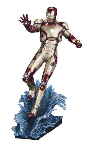 Image 1 for Iron Man 3 - Iron Man Mark XLII - ARTFX Statue - 1/6 (Kotobukiya)