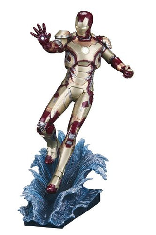 Image for Iron Man 3 - Iron Man Mark XLII - ARTFX Statue - 1/6 (Kotobukiya)