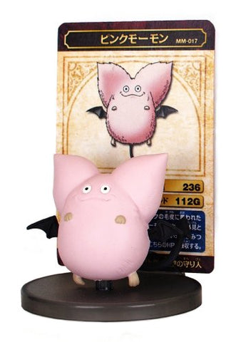 Image for Dragon Quest - Pink Mo-mon - Dragon Quest Monster Museum - 017 (Square Enix)