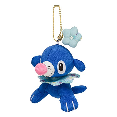 Image 1 for Pocket Monsters - Ashimari - Japanese Style Promotion - Plush Mascot - Chirimen Style