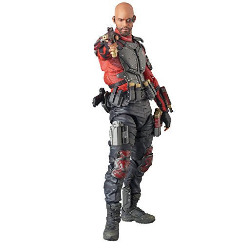 Image 1 for Suicide Squad - Deadshot - Mafex No.038 (Medicom Toy)