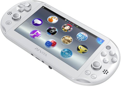 Image 3 for PlayStation Vita Wi-fi Model White (PCH-2000)