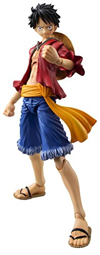 Image 1 for One Piece - Monkey D. Luffy - Variable Action HEROS (MegaHouse)