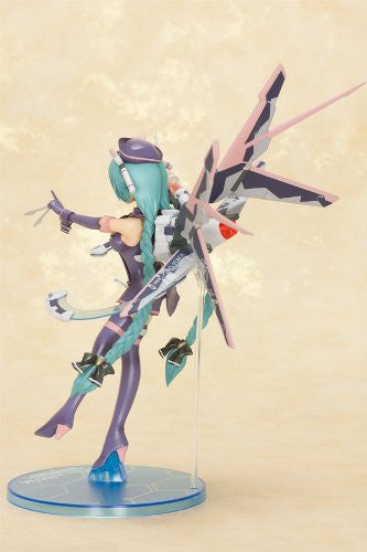 Image 5 for Original Character - Sukumizu Mecha Nurse Shoujo Nana - 1/8 - Dark Mint Berry ver. (Orchid Seed)