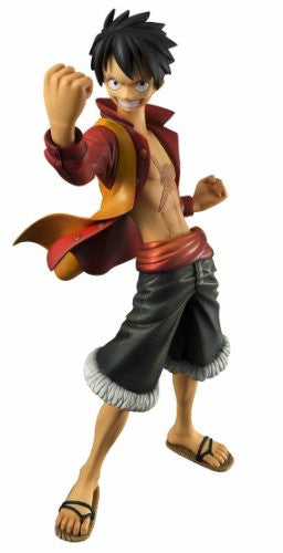 "Image 1 for One Piece Film Z - Monkey D. Luffy - Excellent Model - Portrait Of Pirates ""Edition-Z"" - 1/8 (MegaHouse)"