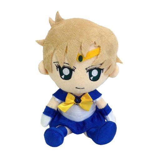 Image 1 for Bishoujo Senshi Sailor Moon - Sailor Uranus - Mini Cushion - Sailor Moon Mini Plush Cushion (Bandai)