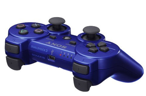 Image for Dual Shock 3 (Metallic Blue)