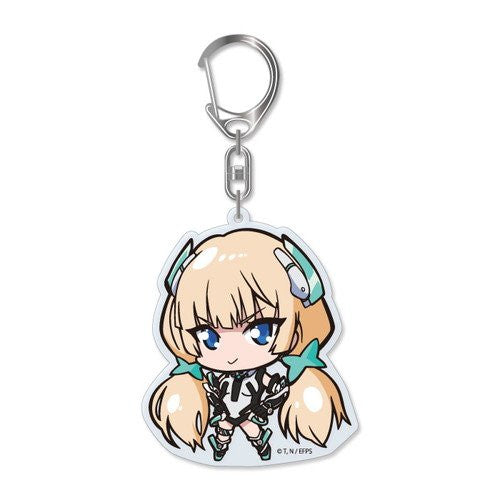 Image 2 for Rakuen Tsuihou: Expelled From Paradise - Angela Balzac - Keyholder (Hobby Stock)