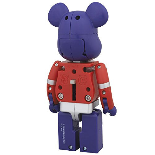 Image 2 for Transformers - Convoy - Be@rbrick (Medicom Toy)