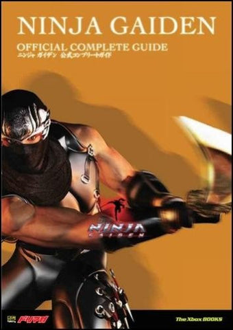 Image for Ninja Gaiden Official Complete Guide
